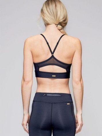 ALALA Bra Tops Cut Cami Bra BK Sexy Workout Tops