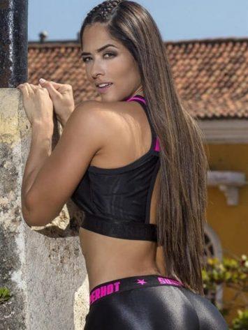 SUPERHOT Bra Top984 Sexy Workout Tops Cute Yoga Sport Bra