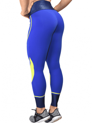 CAJUBRASIL Leggings 9065 Workout Sexy Leggings Brazilian Royal