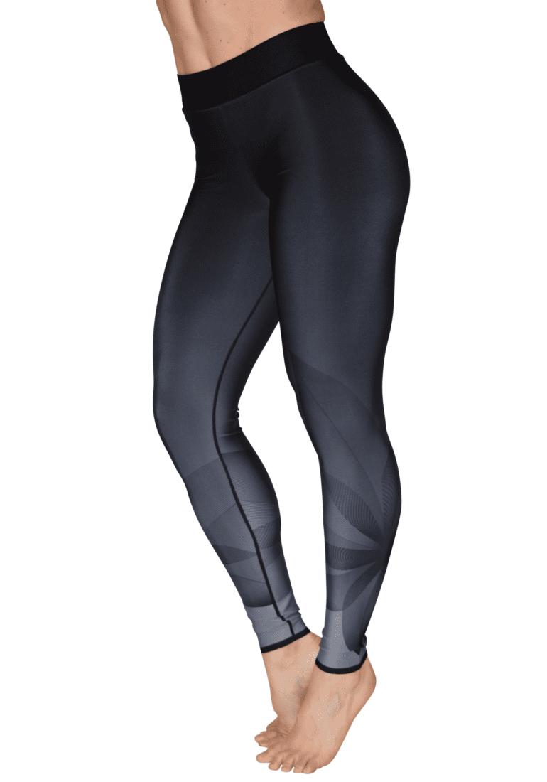 ULTRACOR Leggings high Pigment Print Leggings Sexy Workout Clothes Yoga Leggings