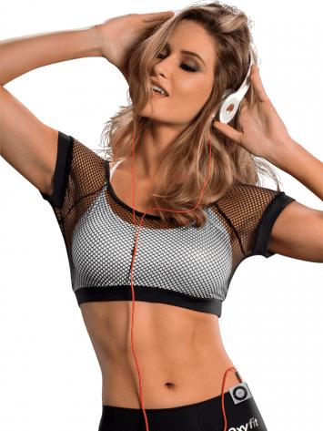 oxyfit sports bra top wire 27085 front white-bestfitbybrazil
