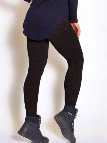 COLCCI FITNESS Leggings 25700242 Sexy Mesh Design Black