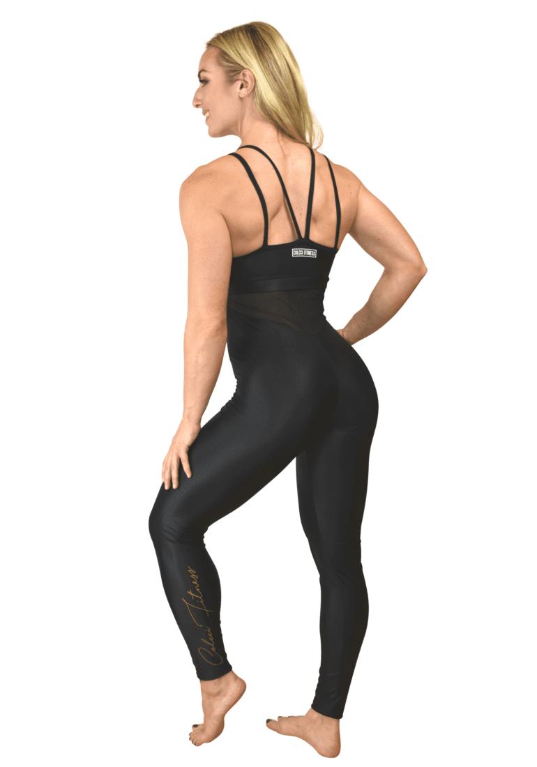 COLCCI FITNESS Jumpsuit 545700034 Sexy One Piece Romper