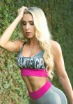 DYNAMITE BRAZIL Sports Bra Top T221 Top Dynamite Girl Blush-Sexy Tops