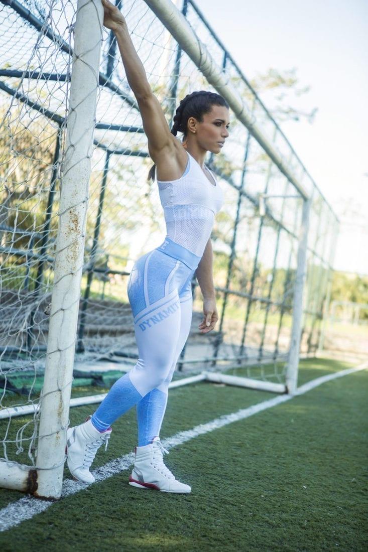 DYNAMITE Brazil Leggings L400 ARGENTINA- Sexy Workout Leggings