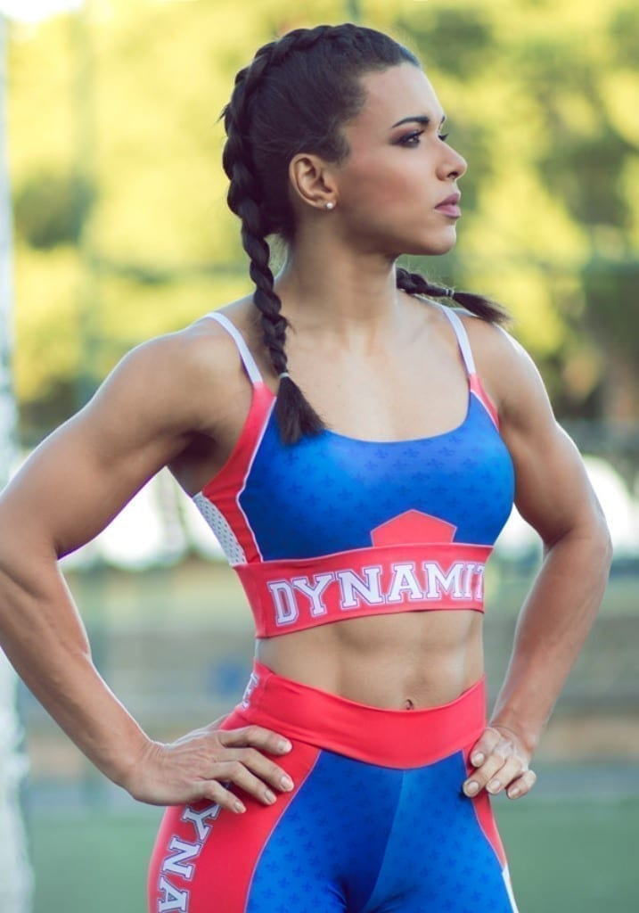 DYNAMITE BRAZIL Sports Bra Top T221 FRANCE- Sexy Tops