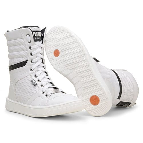 MVP Fitness Boot Training 70110 White Workout Sneakers