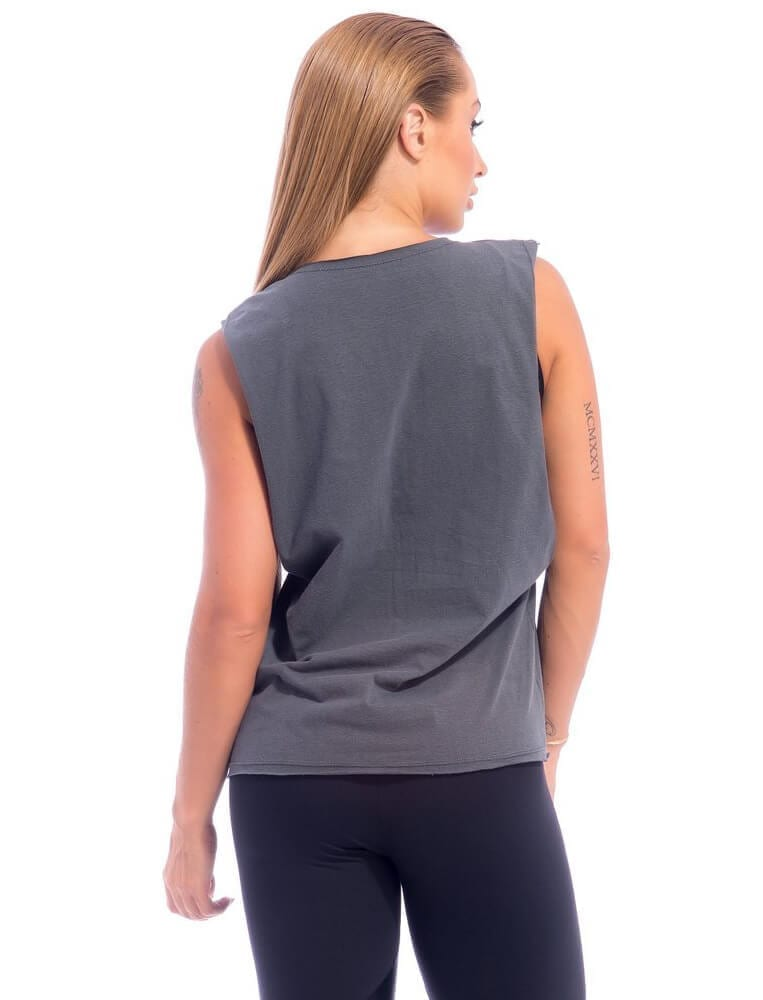 SUPERHOT Sexy Workout Tops Cute Blouse BL1903 Push Your Limits