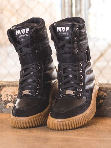 BOOT FASHION REFERENCE: 70121 COLOR: BLACK / CARAMEL