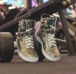 MVP Fitness Hard Fit 70102 Quartz Workout Sneakers