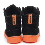 MVP Strong 80202 Black Orange Workout Sneakers
