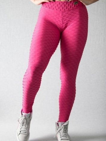 Legging Waves Trousers – Pink