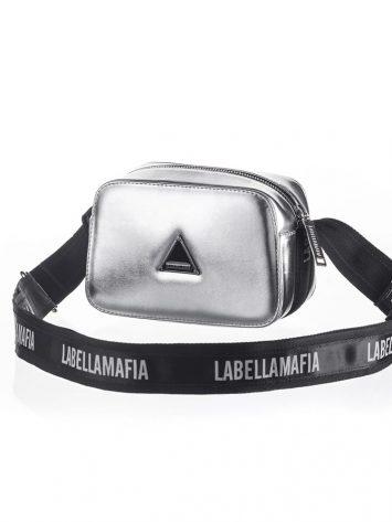 LabellaMafia Glam Rock Bag – PCH31097 Silver