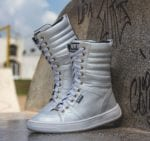 MVP Fitness Boot Training 70122 white Pearlescent Workout Sneakers