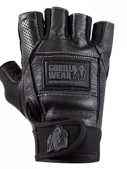 Gorilla Wear Hardcore Gloves Black