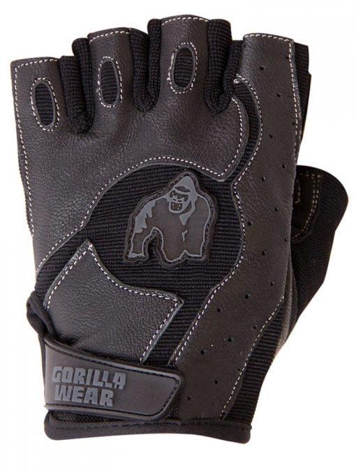 Gorilla Wear Mitchell Training gloves - Black