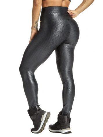 OXYFIT Leggings Chevron 64216 Black – Sexy Workout Leggings