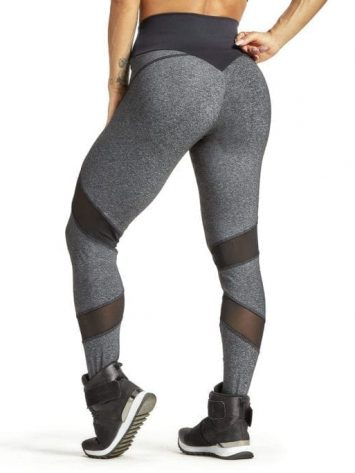 OXYFIT Leggings Lucidity 64225 Dark Mescla – Sexy Workout Leggings