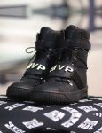 MVP Fitness Street Hard Tennis Shoes - Black