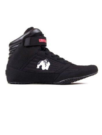Gorilla Wear High Tops – Black