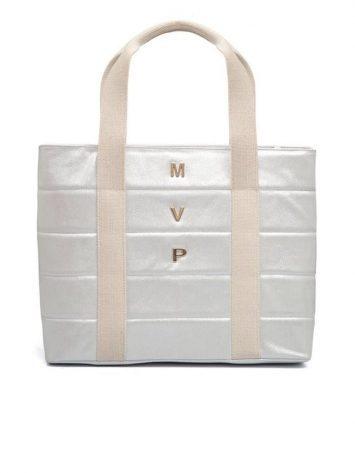 MVP Fitness Gear – Fitness Style Bag – white