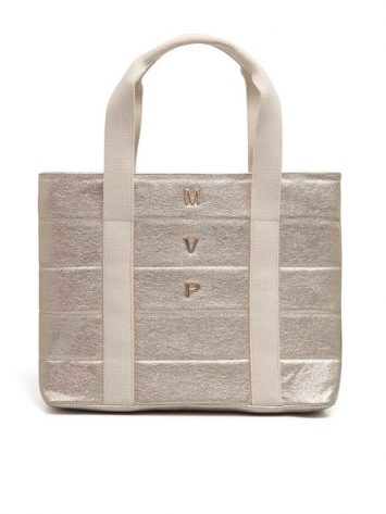 MVP Fitness Gear – Fitness Style Bag – Pearl