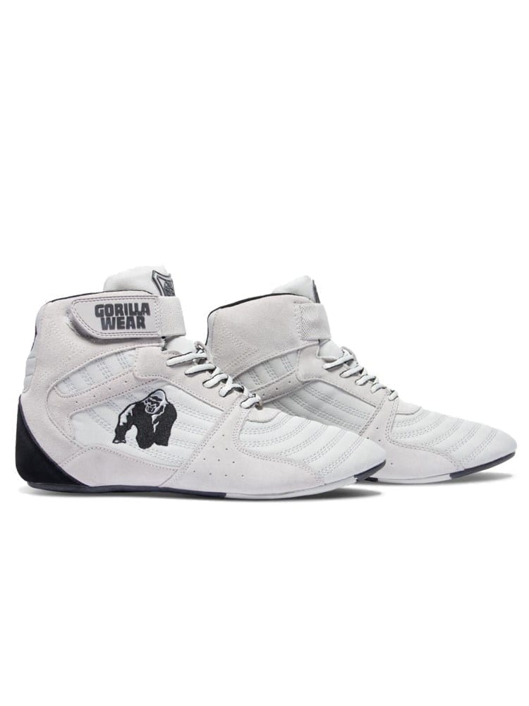 Gorilla Wear Perry High Tops Pro - White