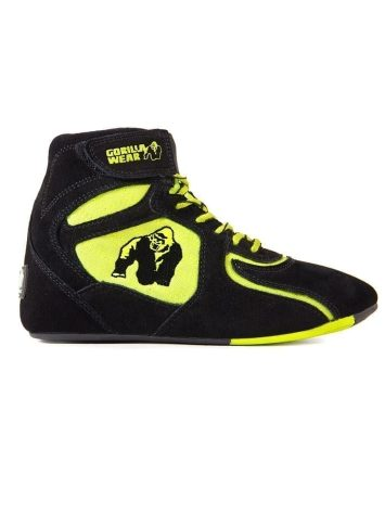Gorilla Wear Perry High Tops Pro – neon/lime