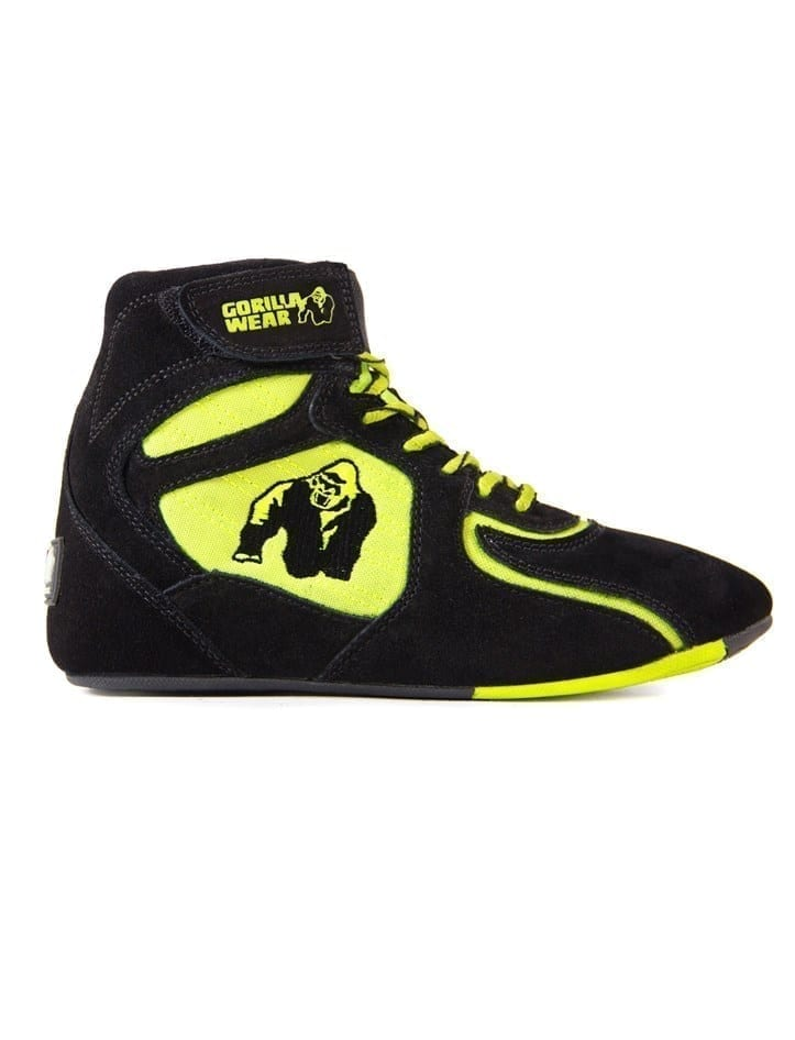 Gorilla Wear Perry High Tops Pro - neon/lime
