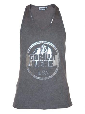 Gorilla Wear Mill Valley Tank Top – Gray