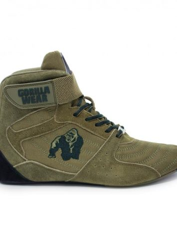 Gorilla Wear Perry High Tops Pro – Army Green