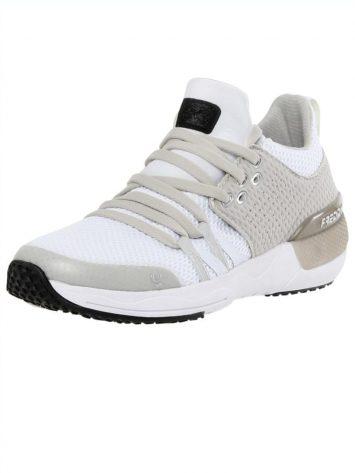 Freddy Fitness Footwear - Beige/White Feline Skinair Active Breathability Sport Shoe