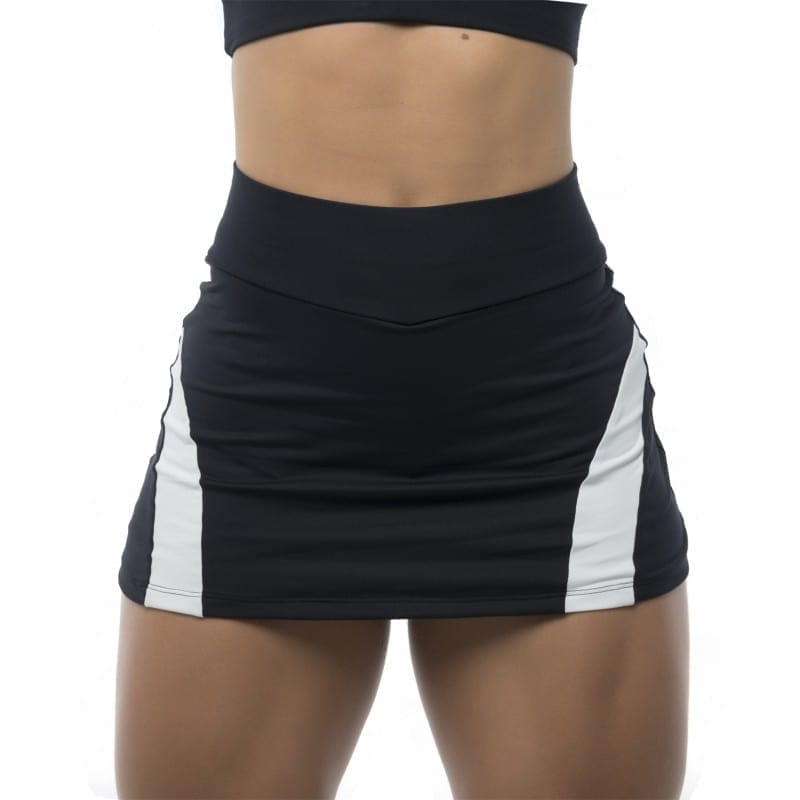 BFB Activewear Skort Skirt Dolce Shape - Black