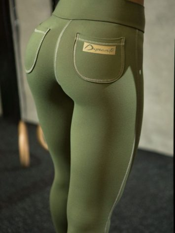 DYNAMITE BRAZIL Leggings Round Torpedo Bag