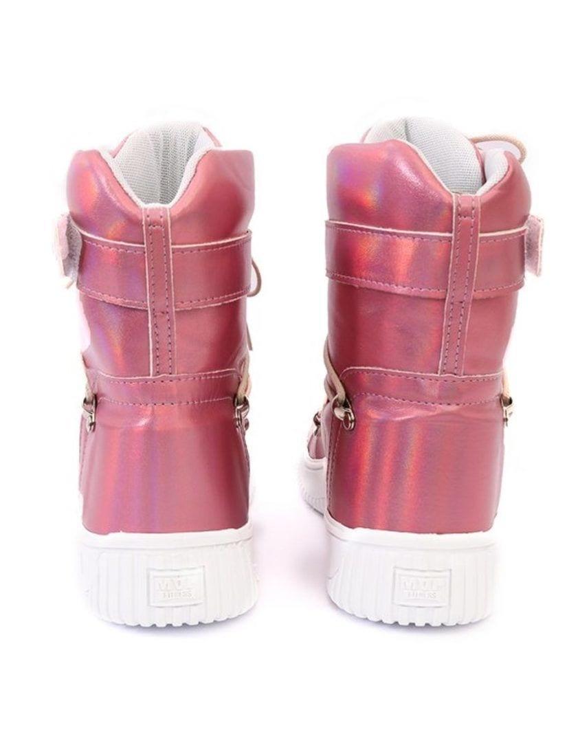 MVP Fitness 70125 Street Hard Tennis Shoes - Rose Carmim