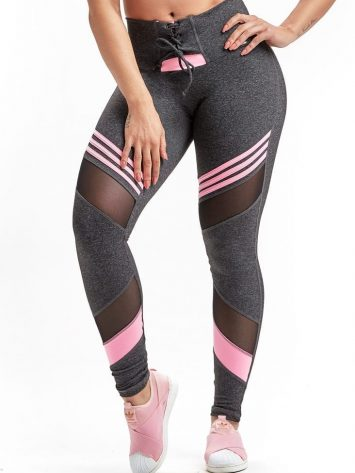 Leggings Loop 64240 Charcoal Heather – Sexy Workout Leggings