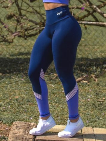 Oxyfit Leggings Team 64246 Navy