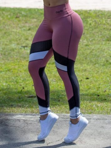 Oxyfit Leggings Raise 64259 Dusty Rose