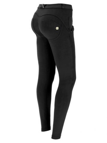 FREDDY WR.UP Evolution Rope Pocket Pants WRUP2RF911- Black