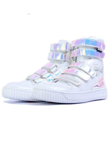 MVP Fitness Perfect Fit Sneakers – 3D White