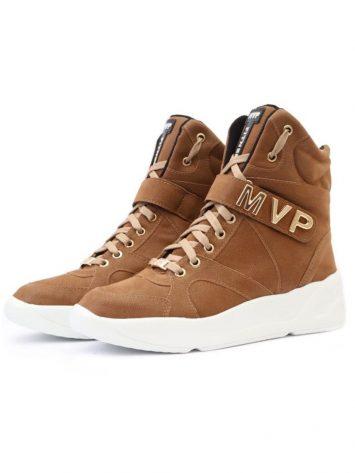 MVP Fitness Elegance Fit Sneakers – Caramel