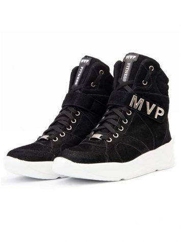 MVP Fitness Elegance Fit Sneakers – Black