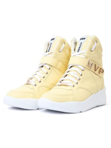 MVP Fitness Elegance Fit Sneakers – Yellow Baby