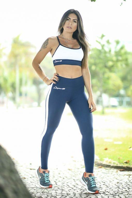 DYNAMITE Sports Bra Top T206 Top Nadador Zeal-Sexy Tops