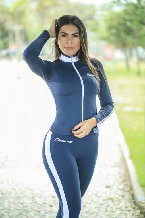 DYNAMITE BRAZIL Jacket Argon CA502 - Sexy Workout Long Sleeve Jacket
