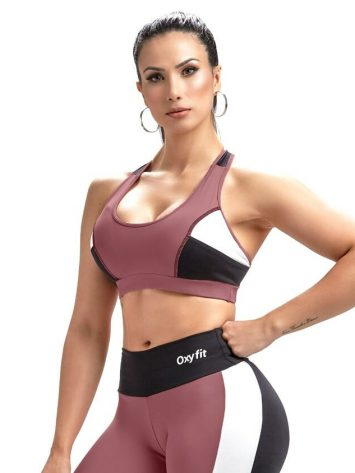 Oxyfit Sports Bra Top Cheer 27260 – Sexy Sports Bra