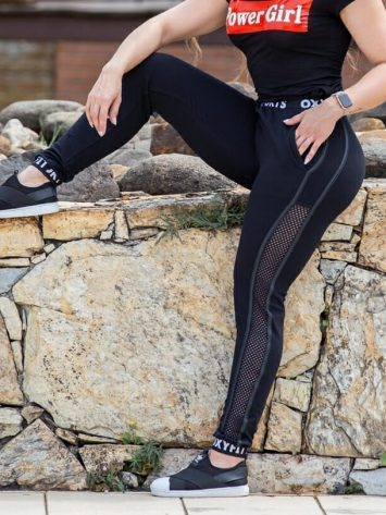 Oxyfit Leggings Training 50170 Black