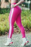 DYNAMITE BRAZIL Leggings Pink Roots - L2012