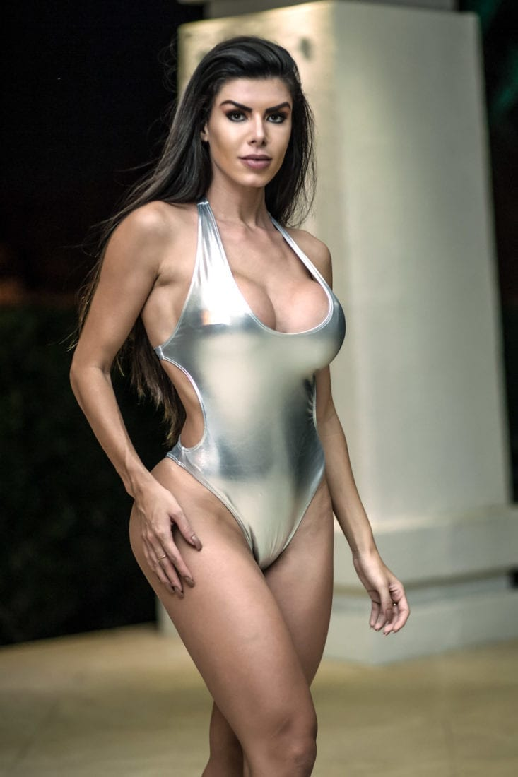 DYNAMITE Brazil Bikini - Body Bayar - B02002- Platinum