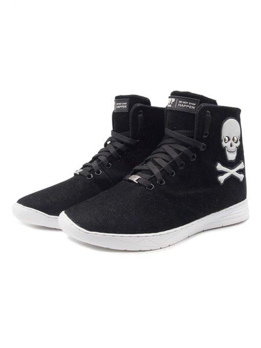 MVP Fitness Skull Training Sneakers - 70145 - Black